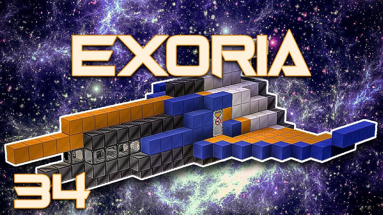 Exoria EP34 Futurepack Space Travel
