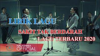 Gambar cover sakit tak berdarah wali band ft Fitri Carlina lirik
