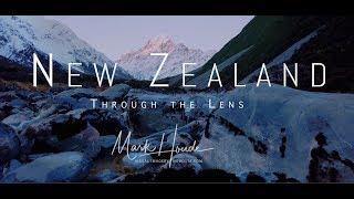 New Zealand : Through the Lens (4k)