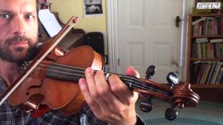 Planxty Irwin Fiddle Lesson