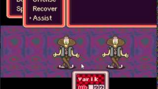 EarthBound Halloween Hack - Bad Fur Day Edition - Part 2 - User video
