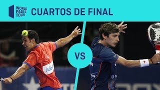 Resumen cuartos de final Bela/Lima Vs Barahona/Stupa Logroño Open 2019 | World Padel Tour