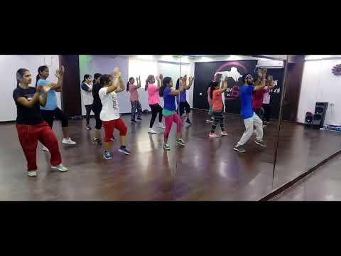 Ay Ay Ay ...Song Zumba dance video by Ranadeep Reddy