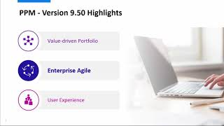 Micro Focus Project and Portfolio Management - What is new version 9.50