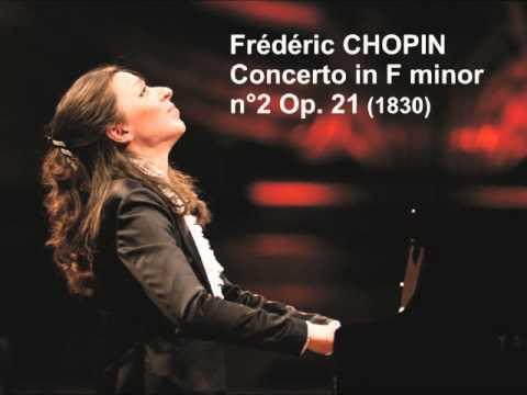 Yulianna Avdeeva Chopin Concerto n°2 Op 21