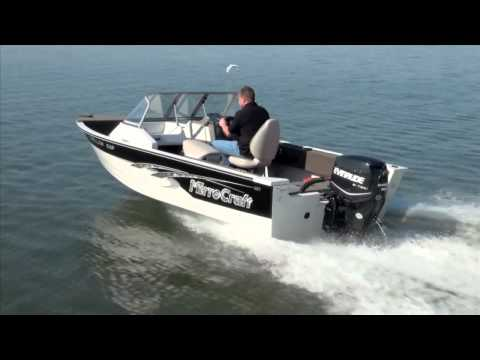 MirroCraft 1687 Troller EXP Boat Model