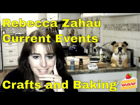 Discussion on Rebecca Zahau and Current Events  on Live with Mommy Ramblings