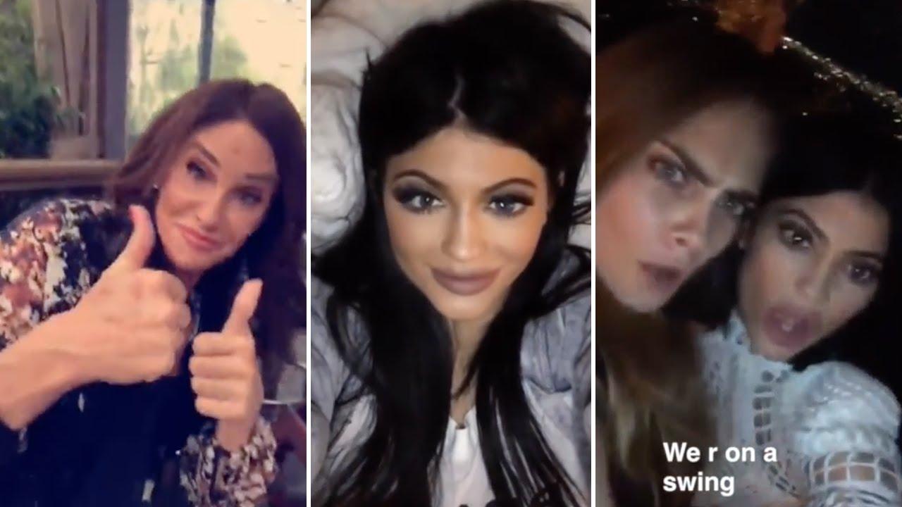 Snapchat Caitlyn Jenner nude photos 2019