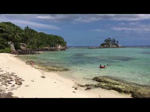 Anse Royale Town & Beach 18.12.2018 Mahe Island/Seychelles