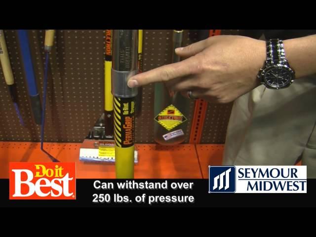 Seymour Midwest Structron® shovels