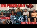 ONE PUNCH MAN SAITAMA VS THE DEEP SEA KING! EPISODE 9 REACTION/REVIEW