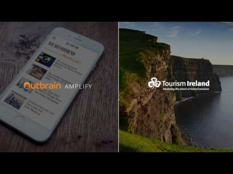 Case Study: How Outbrain Outperformed Display For Tourism Ireland