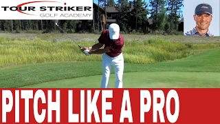 Martin Chuck | Backspin - The Secret To The Spinning Pitch Shot | Tour Striker Golf Academy