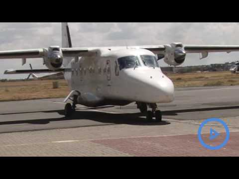 Pilots held captive in South Sudan arrive in Nairobi