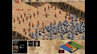 THE 300 Spartans, Thermopylae (Age of Empires) Beta version(First Ver. of this movie., 2007-07-17T10:36:49.000Z)