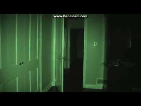 Интересная часть из фильма Паранормальное Явление 4!