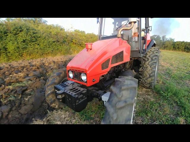 Vtz 2048ASM Traktor Szántás