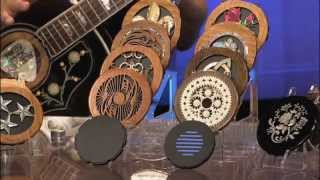Acoustic Guitar Soundhole Inserts by Lacuna Acoustic - FOX 17 Rock & Review
