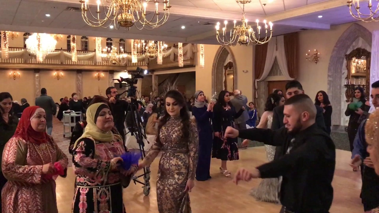 Amar & Reema Engagement Party Palestinian Khutba 1-27-2017