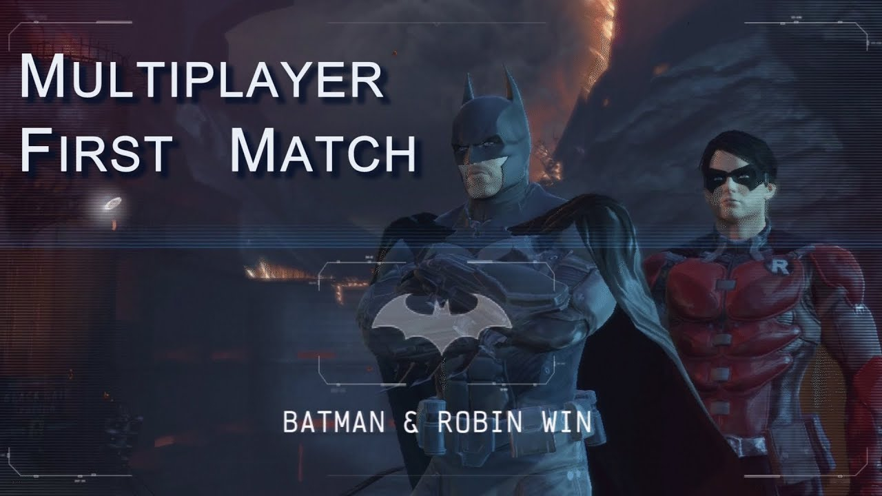 from Jason batman arkham origins matchmaking issues