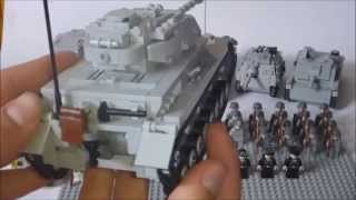 My Lego WW2 Army /100 Abo Special + Infos [Deutsch/German]