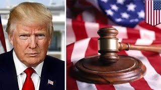 Trump getting impeached? U S  presidential impeachment process explained   TomoNews