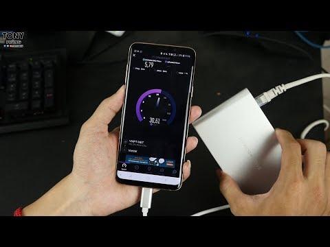 Lợi ích Cực Lớn Mà Chỉ Smartphone Sử Dụng USB Type-C Có