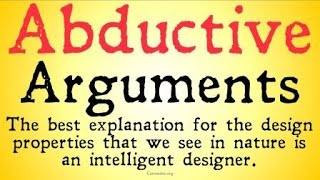 Abductive Teleological Arguments for the Existence of God