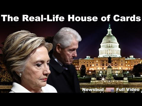 The Real Life House of Cards: Insider Deals, Murder & Espionage- The Clintons, Seth Rich & Awans!'