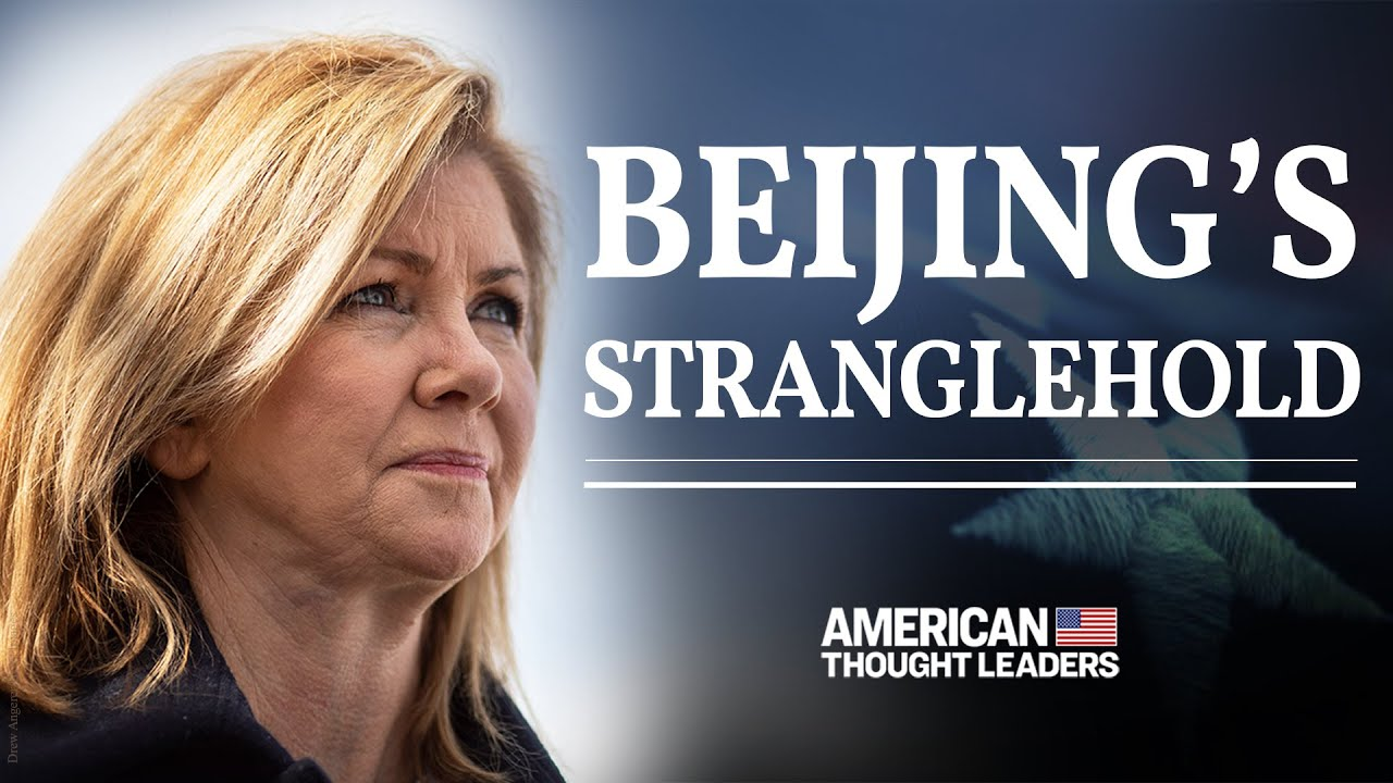 Sen. Marsha Blackburn: The Tentacles of Communist China, from Confucius Institutes to Hong Kong
