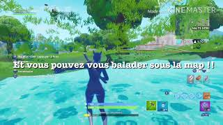Glitch Fortnite - HOW TO GO TO THE MAP - CUBE IS WHAT LOOT LAKE , IT IS NOT MORT!
