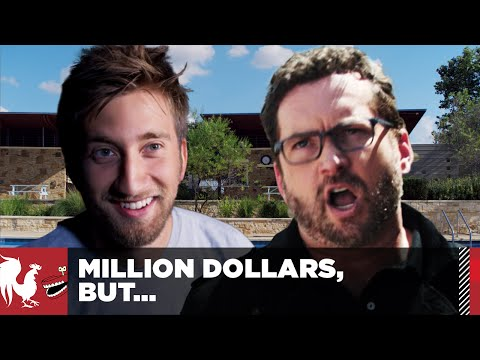 Million Dollars, But... Hunted by Linebackers | Rooster Teeth
