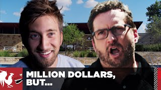 Million Dollars, But... Hunted by Linebackers   Rooster Teeth