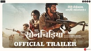 Sonchiriya | Official Trailer | Sushant, Bhumi P,  Manoj B, Ranvir S | Abhishek C | 8th Feb 2019