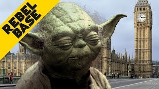 They're Trying to Ban Yoda from London! - Rebel Base