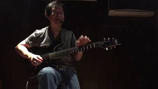 Guitarist Nguyễn Trung Nghĩa -  Clip 1 : Phần Đệm - Rhythm