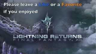 Lightning Returns FFXIII - Waiting For The End