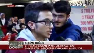 Gambar cover Haydar Akyavuz - Seçime Doğru (seçim barajı)