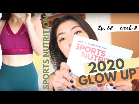Future SPORTS NUTRITION | 2020 GLOW UP EP.08