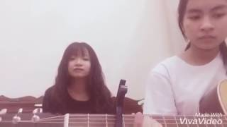 Chưa bao giờ mẹ kể (Guitar cover)