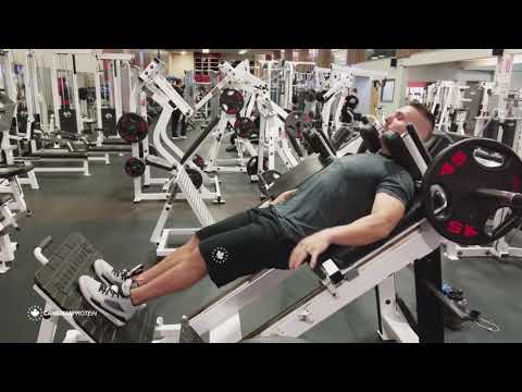 How to do Hack Squats: Proper Hack Squat Form with Shawn
