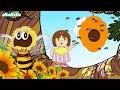 S3 E03   Kutahu Lebah  Lalat Buah  Kunang Kunang   Kupu Kupu   Puri Animation