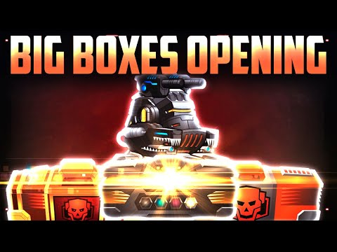 Super Mechs | BIG BOXES OPENING