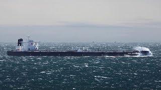 """Crude Oil Tanker """"ENEOS ARROW"""" JX Ocean"""