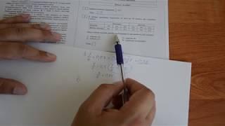 ДЕМО вариант ОГЭ - 2018 математика. Модуль Алгебра.