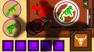 Surviv.io - New Saloon Update & Second Vector - All New Weapons (M1A1, M1911)