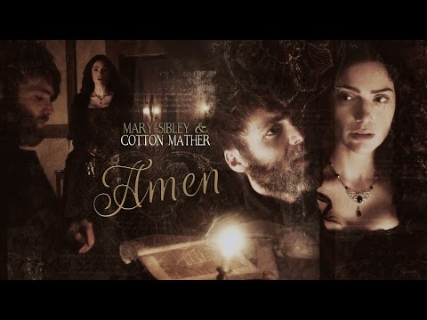 ► A ᴍ ᴇ ɴ | Mary Sibley & Cotton Mather [SalemWGNA]