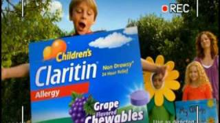 Isabella Acres - Children's Claritin (2009)