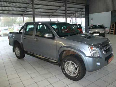 2012 ISUZU KB 300D-TEQ DOUBLE CAB 4X4 LX Auto For Sale On Auto Trader South Africa