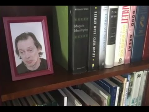 Son Replaces Family Photos with Steve Buscemi